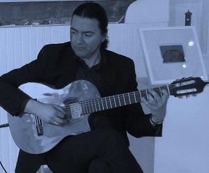 Spanish Classical Guitarist
