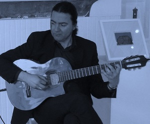 Spanish Classical Guitarist