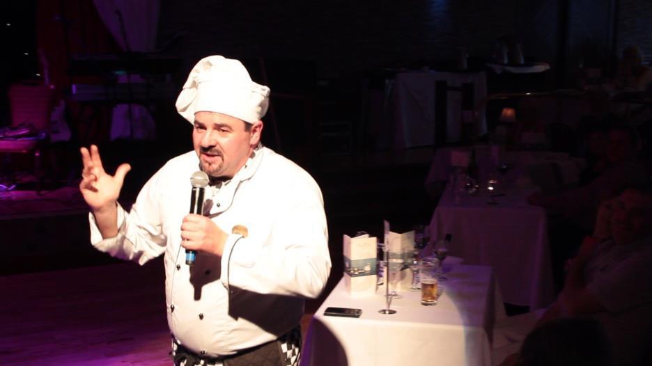 Gino The Singing Chef