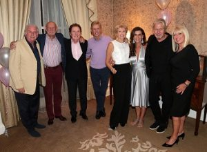 Triple Celebration For Ireland's Top Entertainment Consultant Carol Hanna
