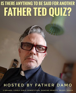 Joe Rooney's Father Ted Online Quiz